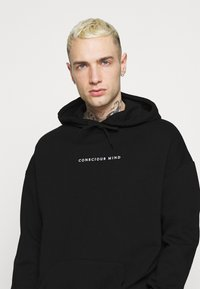 Zign - Sweat à capuche - black - 4