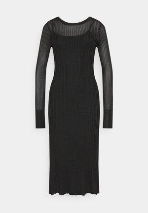 OPHELIAS - Jumper dress - black