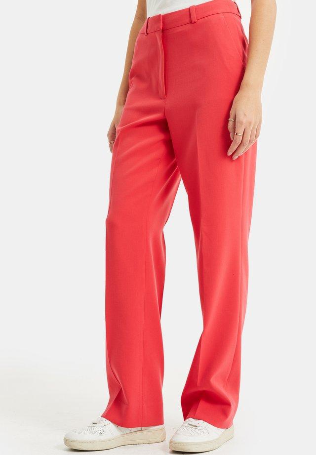 Pantaloni - coral pink