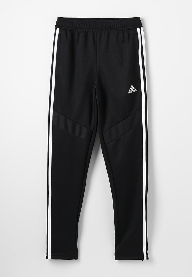 adidas Performance - TIRO AEROREADY CLIMACOOL FOOTBALL PANTS - Joggebukse - black/white