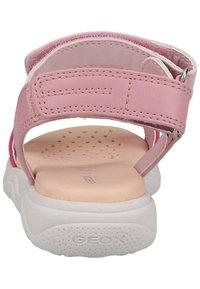 Geox - Sandals - pink/fuchsia - 2