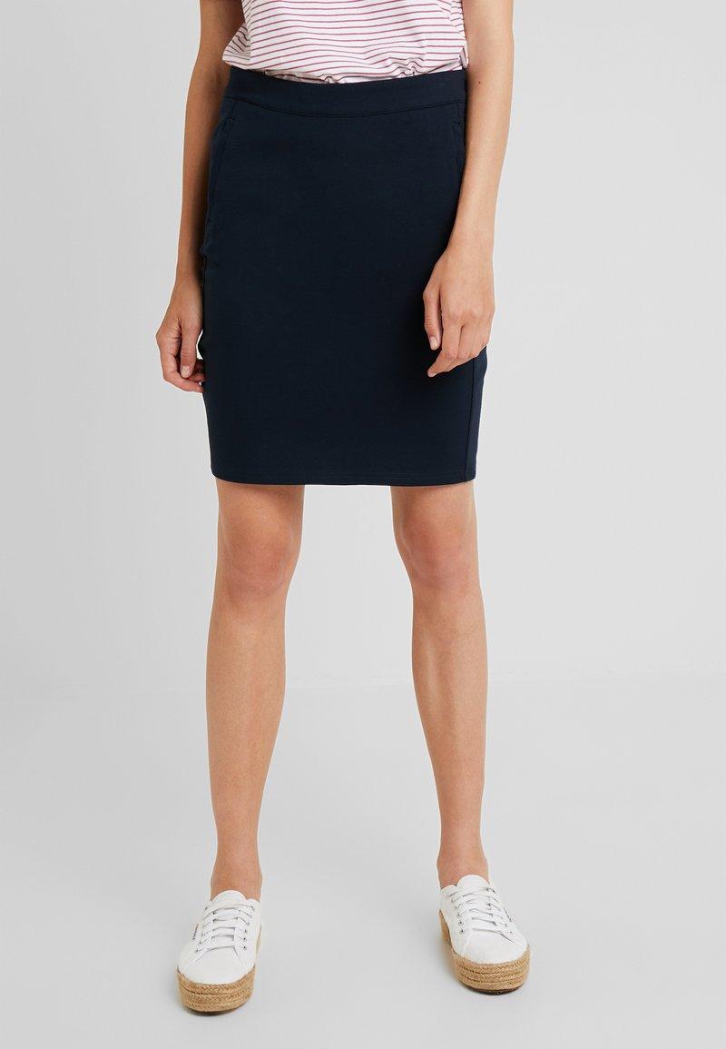 Dranella - ILANO SKIRT - Blyantnederdel / pencil skirts - dark sapphire
