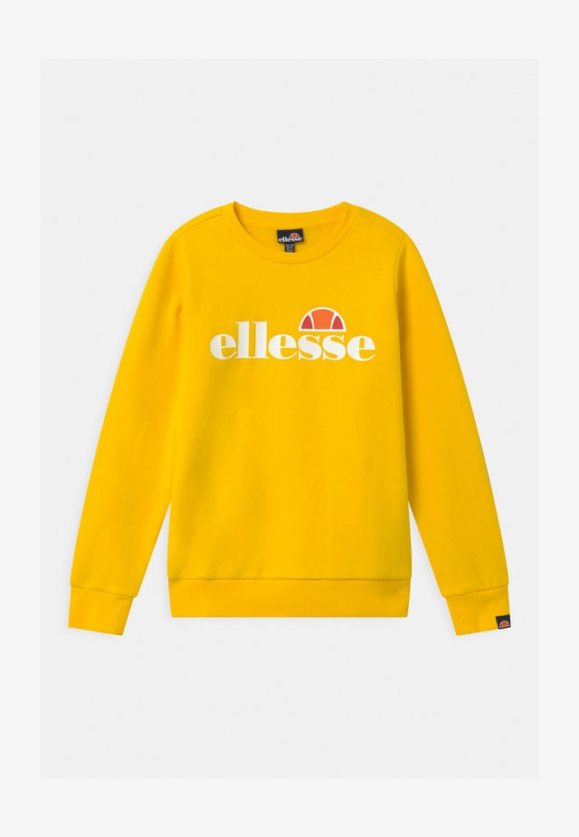 SUPRIOS - Sweatshirt - yellow