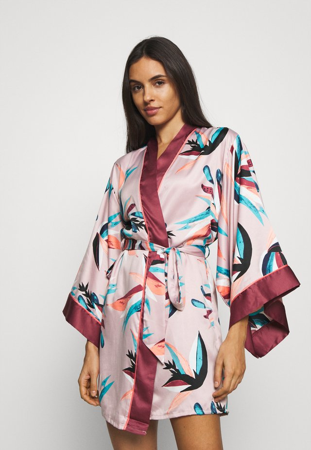 KIMONO LAELIA - Dressing gown - burnished lilac