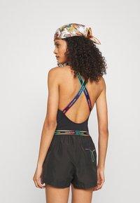 Calvin Klein Swimwear - PRIDE SHORT - Bikini pezzo sotto - black - 2