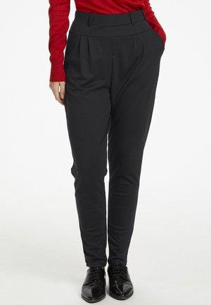 KAJULIANE - Pantalon classique - black