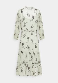 ICHI - CELESTE - Shirt dress - desert sage - 1