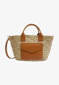 PULL&BEAR - Handbag - sand - 2