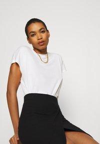 Zign - Pencil skirt - black - 3