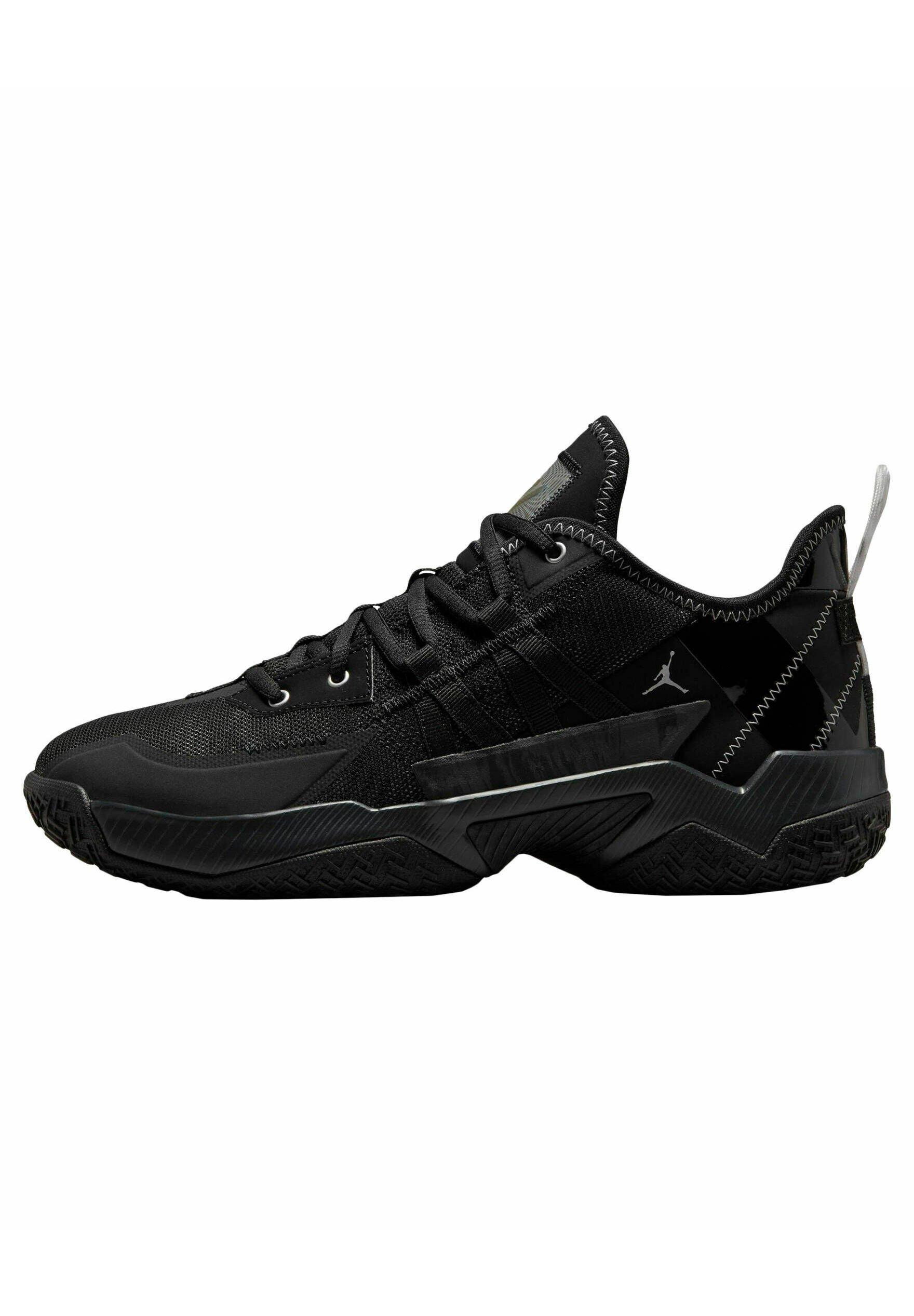 Herren JORDAN ONE TAKE II - Basketballschuh - schwarz