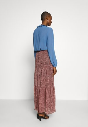 WILLIA SKIRT - Maxi sukně - old rose