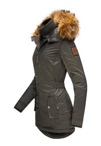 Marikoo - SANAKOO - Winter coat - anthracite - 1