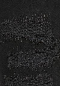 Jack & Jones - JJILIAM JJORIGINAL - Jeans Skinny Fit - black denim - 5
