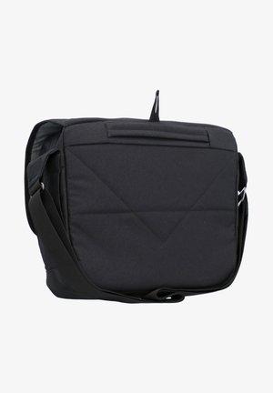 CAMDEN TOWN 12L - Across body bag - ultra black