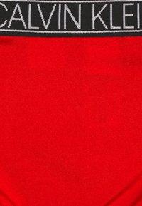 Calvin Klein Swimwear - TRIANGLE SET - Bikini - fierce red - 3