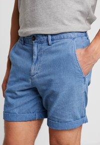 GAP - STRETCH LIVED - Shorts - dobby blue - 3
