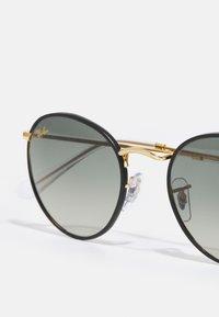 Ray-Ban - UNISEX - Sunglasses - black/legend gold-coloured - 4