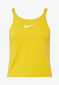 Nike Sportswear - TANK UP IN AIR - Toppi - saffron quartz/white - 4