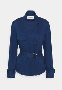 Calvin Klein - CASUAL JACKET - Summer jacket - blue - 0