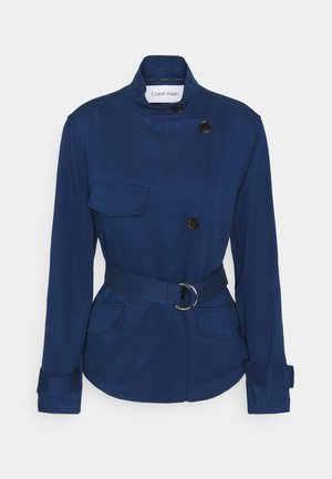 CASUAL JACKET - Lett jakke - blue