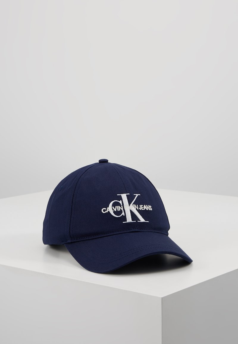 Calvin Klein Jeans - MONOGRAM  - Cap - blue