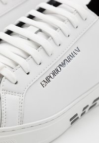 Emporio Armani - Trainers - white/black - 5