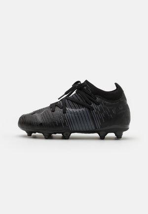 FUTURE Z 3.1 FG/AG JR UNISEX - Botas de fútbol con tacos - black/asphalt