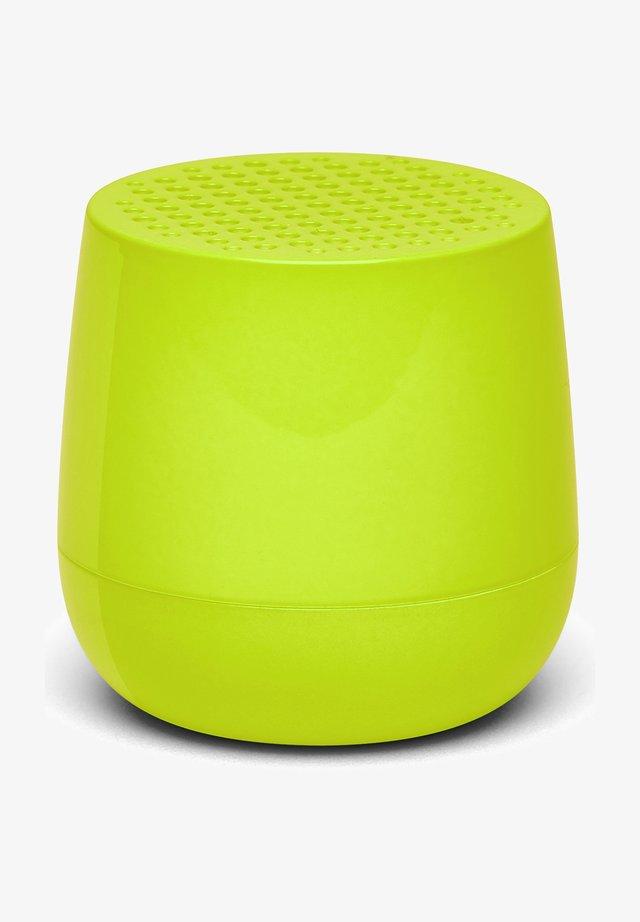 MINO  - Speaker - gelb