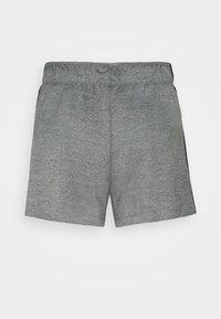 Nike Performance - DRY - Pantaloncini sportivi - smoke grey heather/obsidian/white - 7