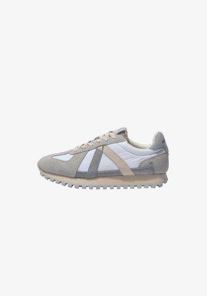 GATE GAT002 - SNEAKER LOW - Sneakers basse - grey blue tan
