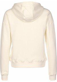 Urban Classics - Zip-up sweatshirt - beige - 1
