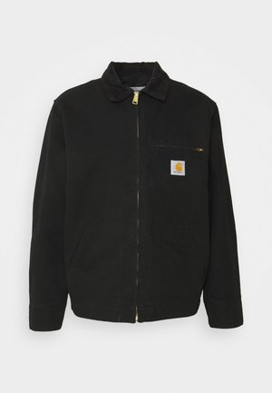 DETROIT JACKET DEARBORN - Lehká bunda - black rinsed