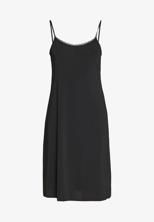COOL SLIP - Camisón - black