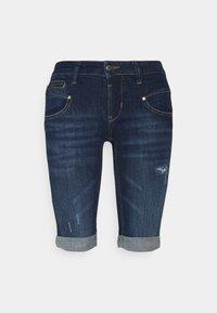 Freeman T. Porter - BELIXA - Denim shorts - fever - 0