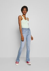 Levi's® - 725 HIGH RISE BOOTCUT - Jeansy Bootcut - san francisco coast - 1