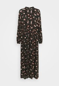 Vero Moda - VMFLORA MAXI DRESS - Maxi dress - black - 5
