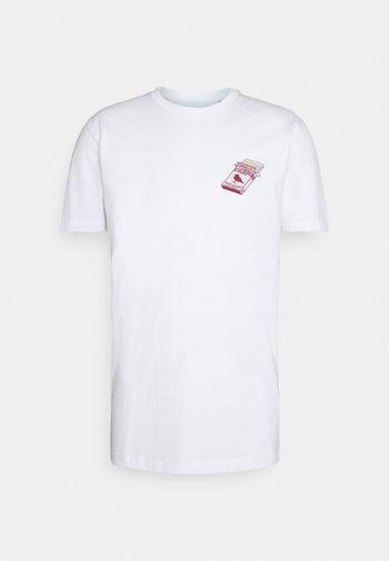 FORTUNE TELLA - Print T-shirt - white