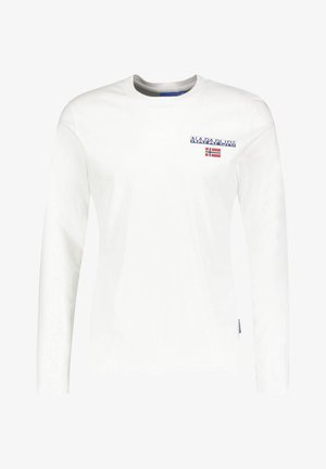 S-ICE  - Long sleeved top - weiss