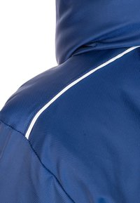 adidas Performance - CORE 18 STADIUM FILLED - Regnjakke / vandafvisende jakker - dark blue / white - 3