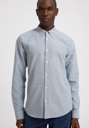 QUAASI - Shirt - silver pine