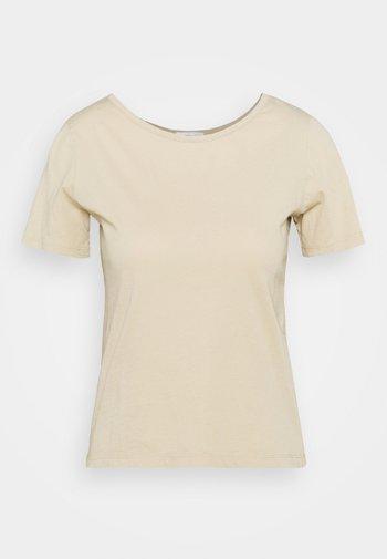 DECATUR - Basic T-shirt - latte vintage