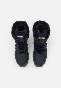 Tommy Hilfiger - KELLY  - Winter boots - desert sky - 5