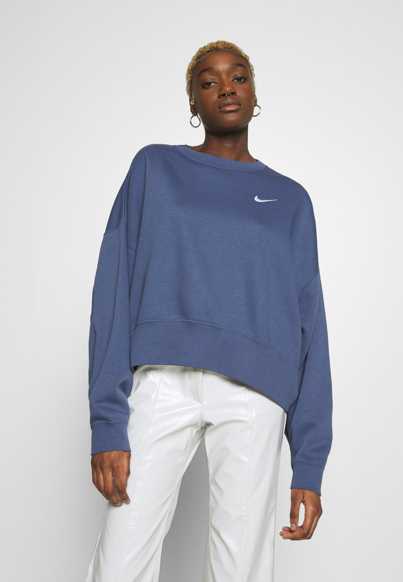 Nike Sportswear - CREW TREND - Sweatshirt - diffused blue