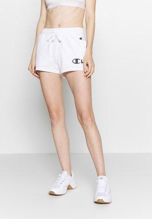 SHORTS - Pantalón corto de deporte - white