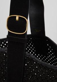 By Malene Birger - LIV BUCKET - Handbag - black solid - 4