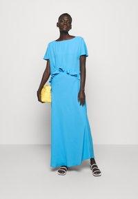 Holzweiler - TANYA DRESS - Denní šaty - blue - 1