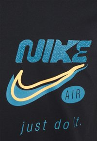 Nike Sportswear - TEE MULTIBRAND  - Print T-shirt - black - 5
