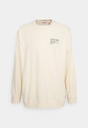LEVI'S®  - Bluzka z długim rękawem - ecru