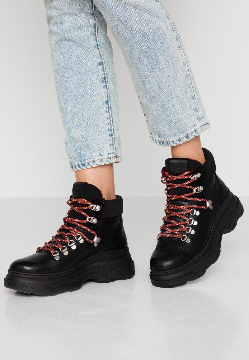 Marc O'Polo - Boots à talons - black