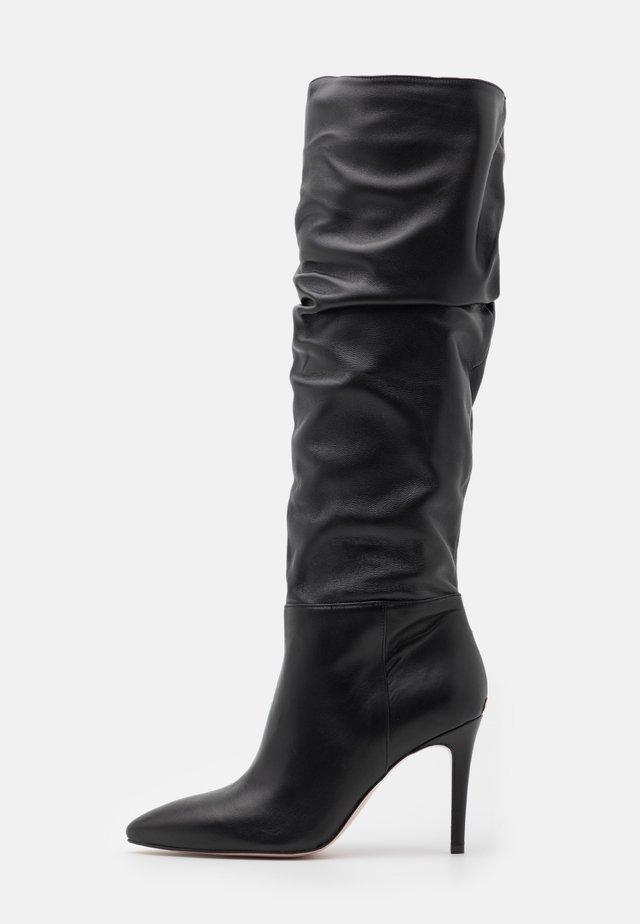 ROSE - Botas de tacón - black